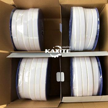 Uitgebreide PTFE Joint Sealant Gasket Tape met gom